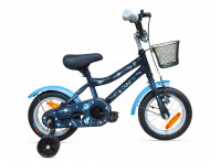 Bērnu velosipēds QUURIO Pastel Wooohooo 12'' EKBKOT-001