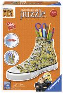 RAVENSBURGER 3D puzle Sneaker Despicable Me 3, 108 pcs., 11262 11262