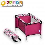 HAUCK lelles manēža, rozā, D89809 D89809
