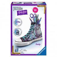 RAVENSBURGER puzle 3D Sneaker Animal Trend 108 pcs, 12085 12085