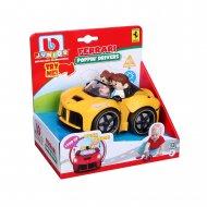 BB JUNIOR car Ferrari Poppin' Drivers, 16-81006 16-81006