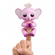 FINGERLINGS interaktīvā rotaļlieta zilonis Nina, 3597 3597