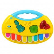 PLAYGO INFANT&TODDLER rotaļlieta - portatīvā klaviatūra, 2668 2668