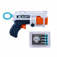 XSHOT rotaļu pistole  Fury 4, 36185/36295/36377 36185/36295/36377