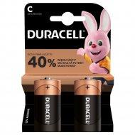 DURACELL akumulatoru C LR14, DURB105