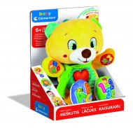 CLEMENTONI Izglītojošā rotaļlieta LĀCIS (LT+LV+EE), 60171/50346 60171/50346