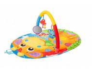 PLAYGRO aktivitāšu paklājs žirafe Džerijs, 0186365 186365