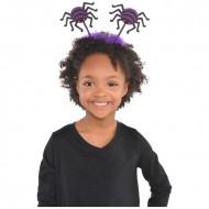 AMSCAN stīpa ar zirnekļiem, 847516-55 847516-55