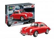 REVELL 1:16 saliekams modelis Porsche 356 Coupe, 7679 07679