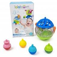 LALABOOM vannas rotaļlieta ar 8gab pērlēm, BL510 BL510
