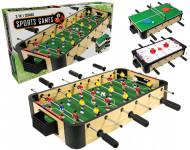 AMBASSADOR Triple-Play Galda futbols (+Ping Pong + Slide Hockey), MA3153_24 MA3153_24