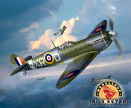 REVELL saliekams modelis lidmašīna Supermarine Spitfire Mk.II 1:48 03959