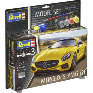 REVELL saliekams modelis Mercedes AMG GT, 67028 67028