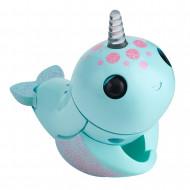 FINGERLINGS interaktīvā rotaļlieta valis Nikki, tirkīza, 3699 3699