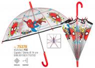 PERLETTI bērnu lietussargs Spiderman, 75378 75378