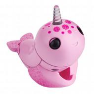FINGERLINGS interaktīvā rotaļlieta valis Rachel, rozā, 3697 3697