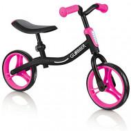 GLOBBER balansa ritenis Go Bike black/pink, 610-132 610-132