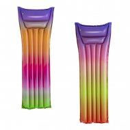 BESTWAY piepūšamais matracis Rainbow, 1.83m x 69cm, dažadas, 44041 44041