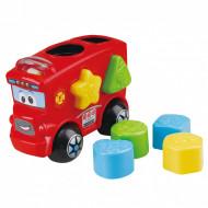 PLAYGO INFANT&TODDLER Rotaļlieta – ugnsdzēsēju mašīna ar formiņām, 2109 2109