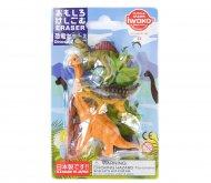 IWAKO dzēšgumiju komplekts Dinosaurs 2, 4991685180049 4991685180049