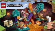 LEGO® 21168 Minecraft Dīvainais mežs 21168