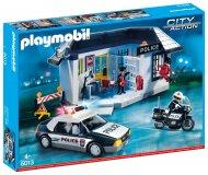 PLAYMOBIL policijas iecirknis, komplekts, 5013 5013