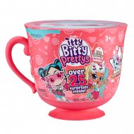 ITTY BITTY PRETTYS lielais komplekts Tējas ballīte,series 1, dažādi, 9703 9703