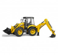 BRUDER JCB 5CX eco Backhoe traktors, 02454 02454