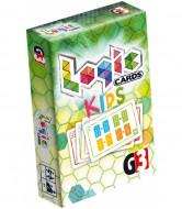 BRAIN GAMES spēle LOGIC CARDS KIDS 4751010195199