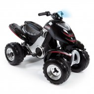 SMOBY Four-wheeled Quad x Power black, 7600033050 7600033050