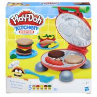 PLAY DOH KITCHEN komplekts Burgeru cepšanai, B5521EU6 B5521EU6