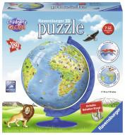 RAVENSBURGER puzle Children`s globe180pcs., 3384 3384