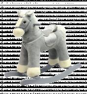 ROCK MY BABY šūpuļzirdziņš - zirdziņš, pelēks, JR6014 JR6014