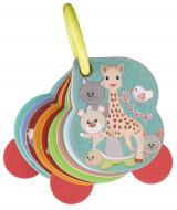 VULLI Sophie la girafe grāmata 3m+ Numero'golo 230794 230794