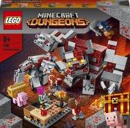 21163 LEGO® Minecraft™ Sarkanakmens kauja 21163