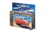 REVELL saliekams modelis VW T1 Samba Bus, 67399 67399