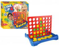 FUNVILLE GAMES Line Up 4 spēle, 61136 61136
