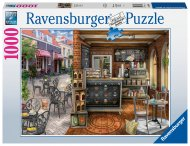 RAVENSBURGER puzle Quaint Café, 1000gab., 16805 16805