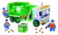 LASER PEGS Atkritumu pārstrādes mašīna, 18600
