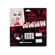AMSCAN Halloween kosmētikas komplekts Vampire Queen, 9901245 9901245