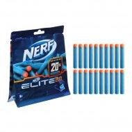 NERF uzpildīšanas paka Elite 2.0, 20gab., F0040EU4 F0040EU4