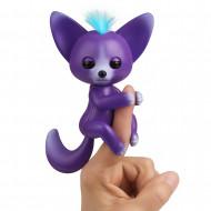 FINGERLINGS interaktīvā rotaļlieta lapsa Sarah, violets, 3574 3574