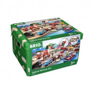 BRIO RAILWAY vilciena komplekts, 33052 33052