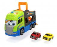 SIMBA DICKIE TOYS Happy Scania Auto Pārvadātājs, 203817000 203817000