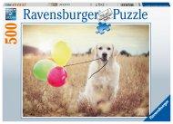 RAVENSBURGER puzle Happy Retriever, 500gab., 16585 16585