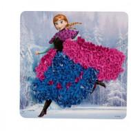 ORB FACTORY PlushCraft® radošais komplekts Frozen Anna, ORB11545