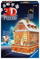 RAVENSBURGER puzle Gingerbread House, 215gab., 11237 11237