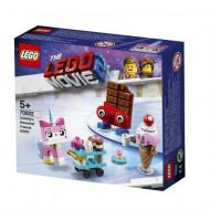 70822 LEGO® Movie 2 Vienradžkaķītes VISSALDĀKIE draugi! 70822