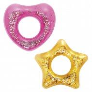 BESTWAY peldriņķis Glitter Fusion, diametrs 91cm, dažadas, 36141 36141