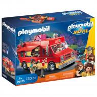 PLAYMOBIL MOVIE Deila pārtikas furgons, 70075 70075